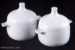 Rosenthal Plus covered casserole pair