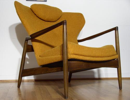 Selig Danish Modern Lounge Chair