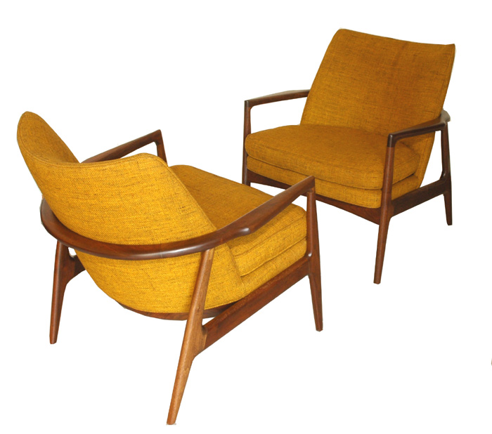 Thayer Coggin Lounge Chairs