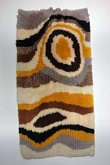 Hand Knotted Wool - Wall Hanging Rug