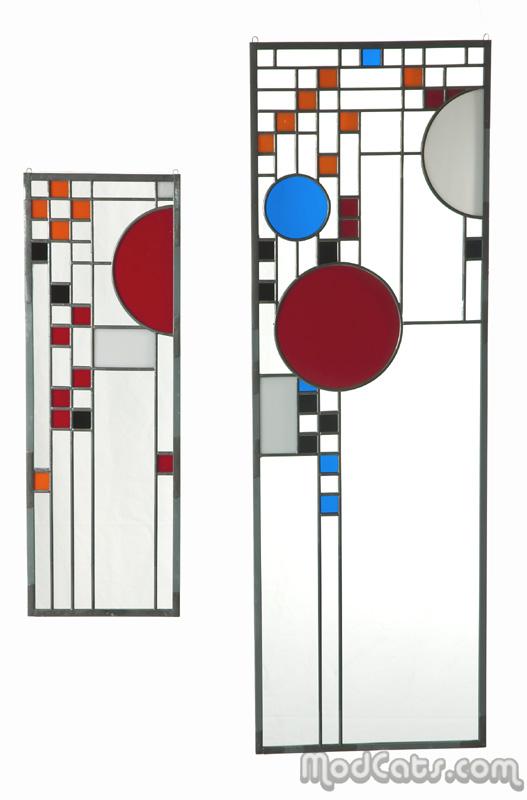 Frank Lloyd Wright Style Gl Panels